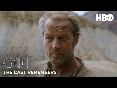 The Cast Remembers: Iain Glen on Playing Jorah Mormont