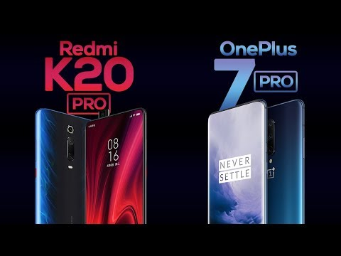 Redmi K20 Pro vs Oneplus 7 Pro - Specs | Price | Camera | Detailed Comparison (Hindi)