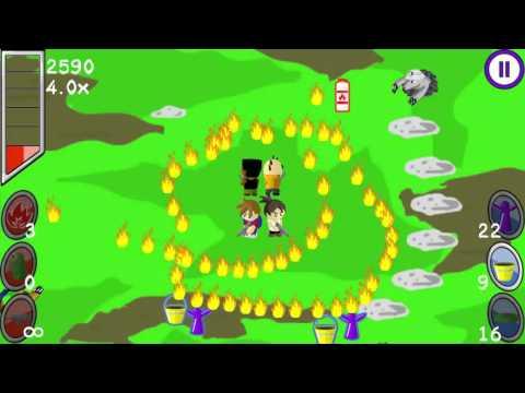 Video of (DEMO) Mutant Mole Mayhem