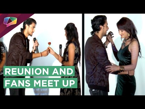 Kinshuk and Shivya interact with their fans | Reun