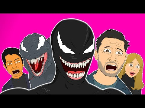 Video ♪ VENOM THE MUSICAL - Animated Parody Song download in MP3, 3GP, MP4, WEBM, AVI, FLV January 2017