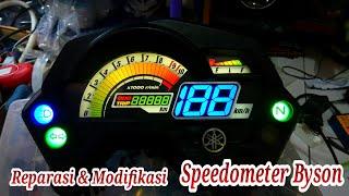 Video Reparasi LCD dan Modifikasi Speedometer Byson MP3, 3GP, MP4, WEBM, AVI, FLV September 2018