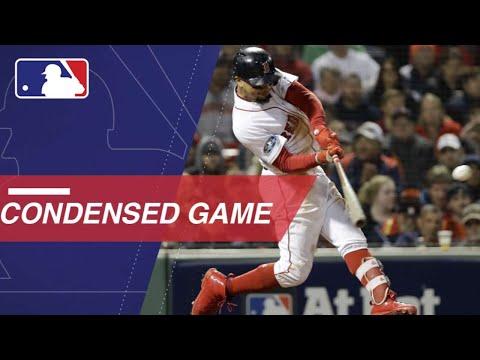 Video: Condensed Game: HOU@BOS - 10/14/18