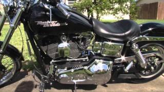 6. 2004 Harley Davidson FXDWG Dyna Wide Glide