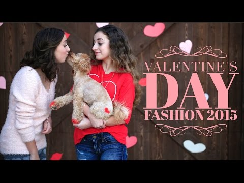Valentine's - Need some cute Valentine's Day hairstyles for your outfit? Click here... http://www.youtube.com/playlist?list=PL0FAB95890D9E83F8 I am not sure why, but this Valentine's Day Fashion video each...
