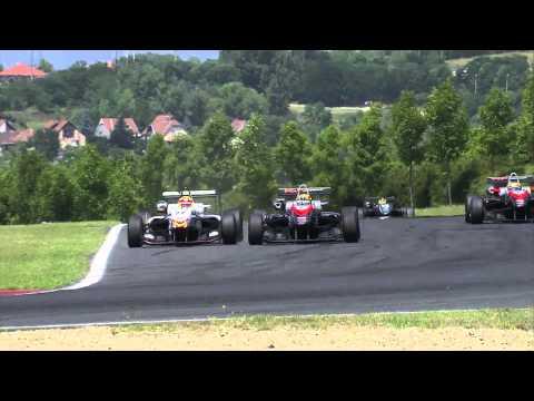 HUNGARY Race 2 Highlights- Alex Palou Euroformula Open ROUND 4 – BUDAPEST