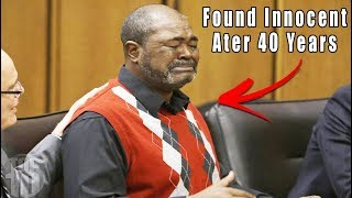 Video Top 10 People Found NOT Guilty After Serving Life Sentences! MP3, 3GP, MP4, WEBM, AVI, FLV Januari 2019