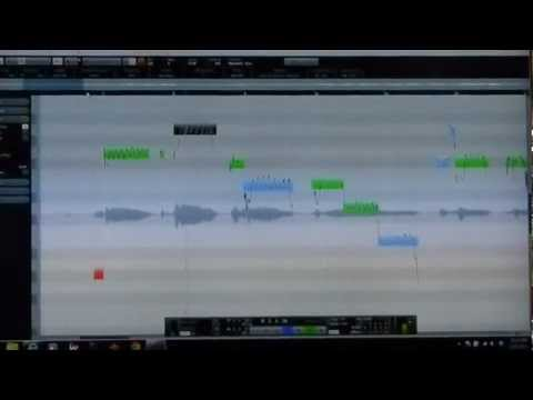 Steinberg Cubase 7 – 3 – Chords and VariAudio II