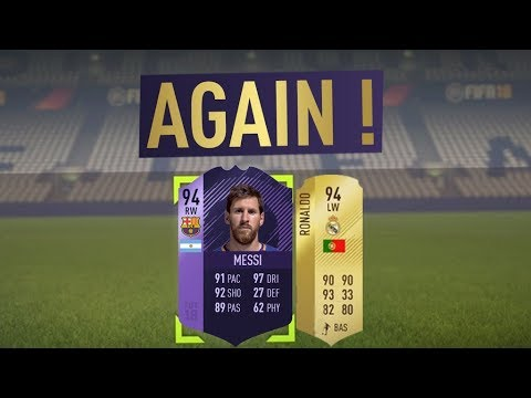 Greatest Two Player Pack Ever!! Fifa 18 Ultimate Team (видео)