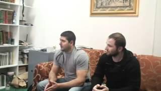 Armenian brother converts to Islam Брат Армянин принимает Ислам