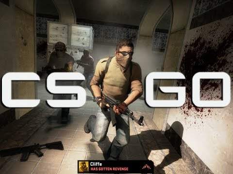 Counter-Strike: Global Offensive Beta Gameplay