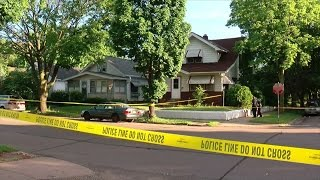 A 3-year-old girl, her father and his friend were shot just after midnight Monday in St. Paul, Mary McGuire reports (2:52). WCCO 4 ...