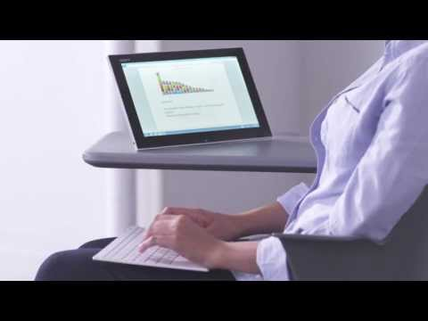 VAIO Tap 11 - The worlds thinnest Windows 8 tablet PC