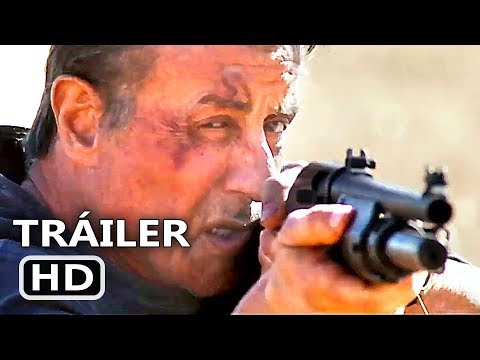 RAMBO 5 LAST BLOOD Tráiler # 2 (Nuevo, 2019) Sylvester Stallone
