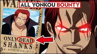 "Download Video Oda Sensei!! Shanks Pemilik ""Bounty Tertinggi"", Kaido dan Big Mom 2 milyar berry ( One Piece ) MP3 3GP MP4"