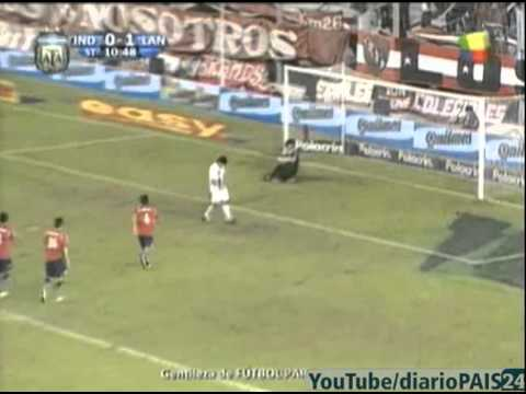 Independiente 1 - 2 Lanús (Clausura 2011)