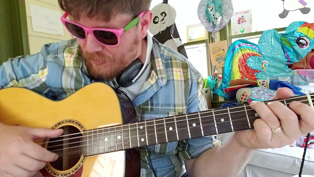 Lauv – Superhero // easy guitar tutorial for beginners