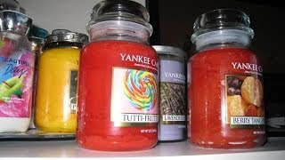 What did you pick up at Yankee Candle's Semi Annual Sale?! BLOG: http://flamingoblush.com TWITTER: https://twitter.com/flamingo_blush FACEBOOK: http://on.fb....