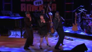 Here's some footage from the very first CONCERT FOR AMERICA! The next one is Saturday Feb. 25th at the Town Hall Tix and info at www.Concert4America2017.org