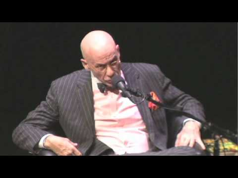 "Talking Volumes: James Ellroy on ""The Red Goddess"""