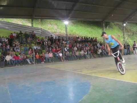 Derrama apresentação de bike Coronel Pacheco MG cupim de bike