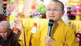 Chùa Giác Ngộ tổng kết hoạt động Phật sự năm 2015
