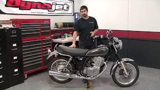 2. Power Commander 5 Install: 2015 Yamaha SR400