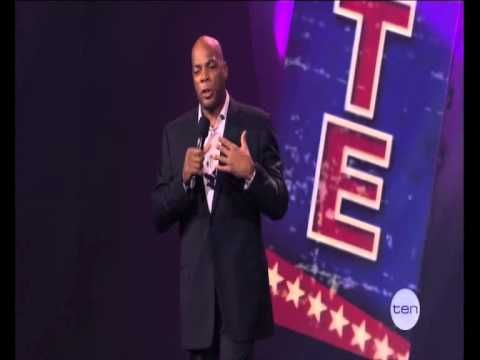Alonzo Bodden Montreal comedy festival VET bit