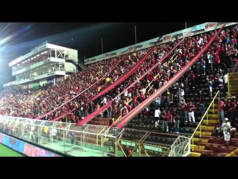 PREVIA: Liga Deportiva Alajuelense 1 - 0 LocaS - Con la Gloriosa #12 - La 12 - Alajuelense