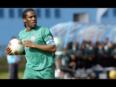 Jay Jay Okocha ● The Master Of Dribbling ● HD