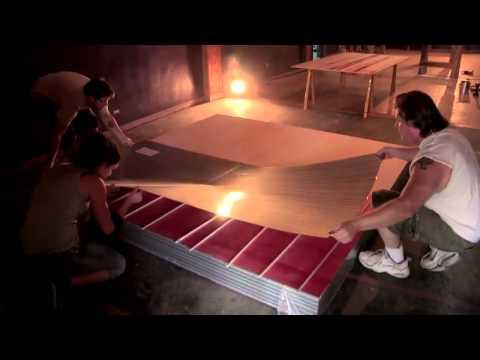 Cách làm một hệ thống màn nước