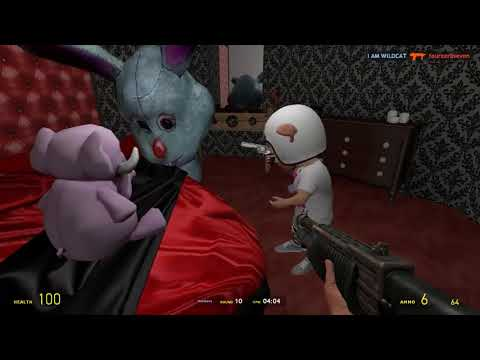 VanossGaming Gmod Prop Hunt Funny Moments   Date Night and Panda Malfunction Garry's Mod (видео)