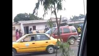 Yaounde Cameroon  City new picture : My Tour of the Streets of Yaounde, the Capitol of Cameroon, Africa
