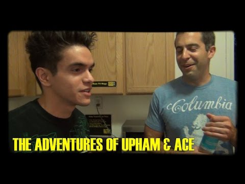 The Adventures of Upham & Ace (Behind-the-Scenes)