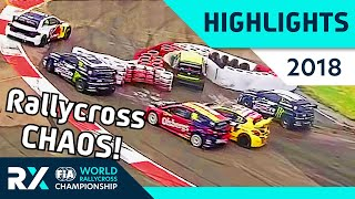 World RX 2018 | Best Highlights of the Season so Far!