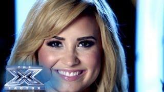 Season 3 Judge Profiles: Demi Lovato - THE X FACTOR USA 2013