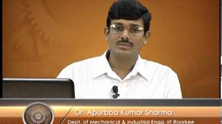 Mod-01 Lec-03 Manufacturing Aspects, Selection And Classification