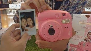 Video Beli Kamera Terbaru Pakai Uang Tabungan Sendiri?? ♥ Unboxing Fuji Film Instax Camera Mini 9 MP3, 3GP, MP4, WEBM, AVI, FLV Februari 2019