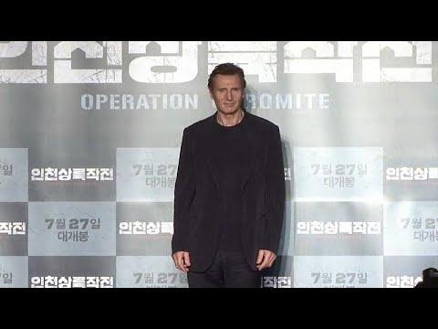 Liam Neeson: Roter Teppich für neuen Film wegen Rassi ...