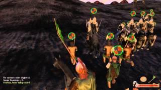 mount and blade warband yüzüklerin efendisi mod