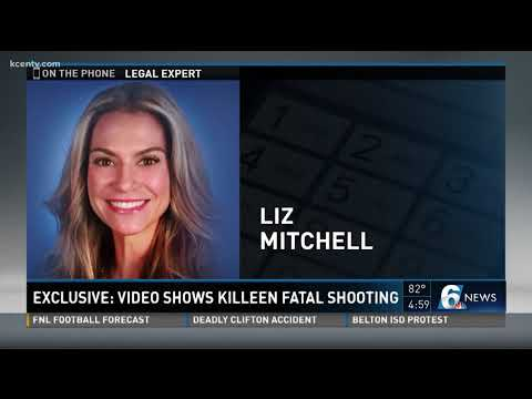 Exclusive: Video shows Killeen fatal shooting