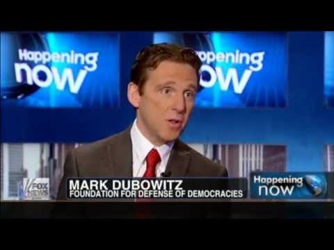 iran nuclear - FDD's Mark Dubowitz explains what options the US and its allies have in stopping Iran from obtaining nuclear weapons.