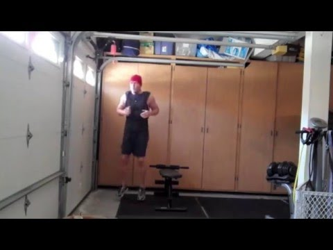P90X Results – White Men CAN Jump