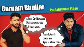 Video Gurnam Bhullar | New Punjabi Roast Video | Aman Aujla MP3, 3GP, MP4, WEBM, AVI, FLV Oktober 2018