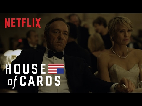 House of Cards Season 1 (Promo 'Lift the Veil')