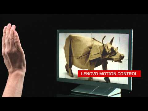Lenovo A740 All-In-One PC Tour