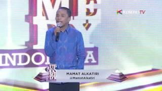 Video Mamat: orang papua berbahasa sunda SUCI 7 [HD] MP3, 3GP, MP4, WEBM, AVI, FLV Juli 2018