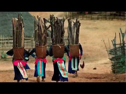 Ntxoo Vaj - Ntiaj Teb Vajtswv Tsim (видео)