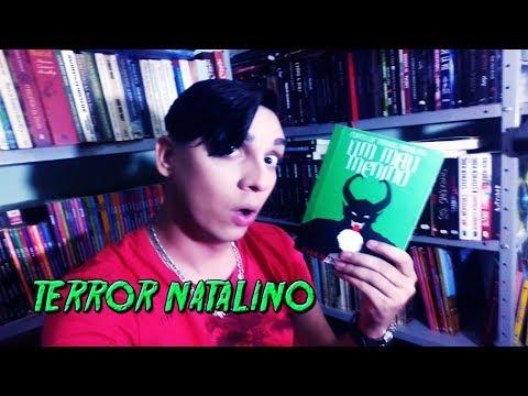 ESPECIAL DE NATAL: 1 LIVRO E 1 FILME DE TERROR NATALINO