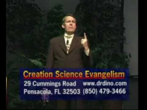 Creation Seminar 3 – Kent Hovind – Dinosaurs (FULL)